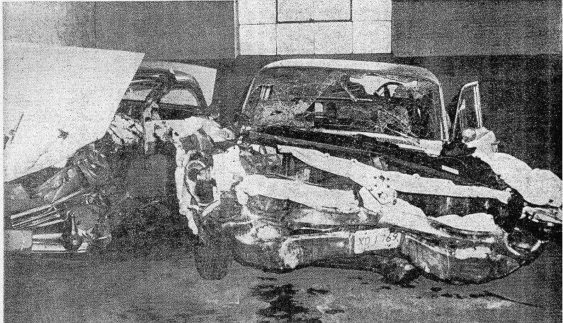 James Patterson Car Crash